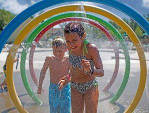 Summer Lake Properties - Splash Pad in Moseley, VA