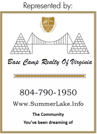 Represented by Base Camp Realty