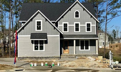 New Home For Sale near Cosby High at 4607 Bootsy Court