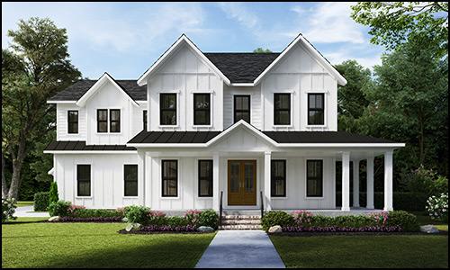 Farmington by Ray A. Williams Custom Homes