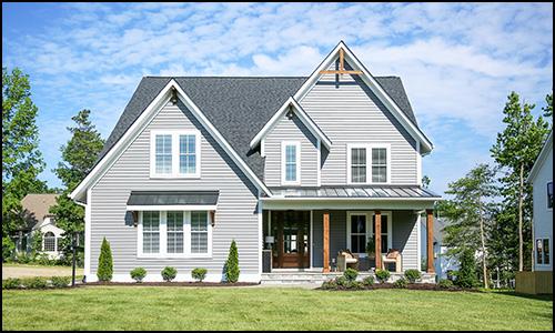 Biringer Homes - Summer Lake Model Court