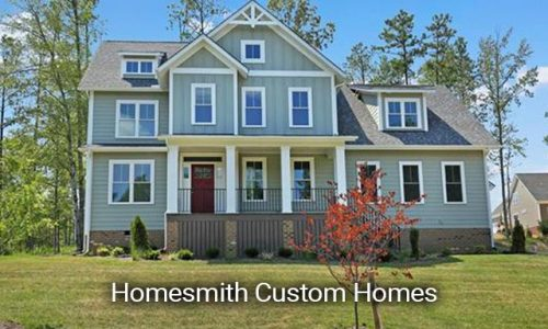 Homesmith Custom Homes