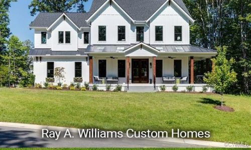 ray a. Williams Homes