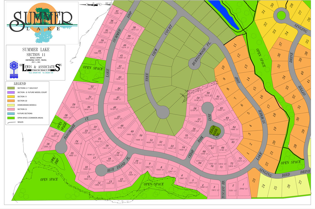 Available Lots in Summer Lake