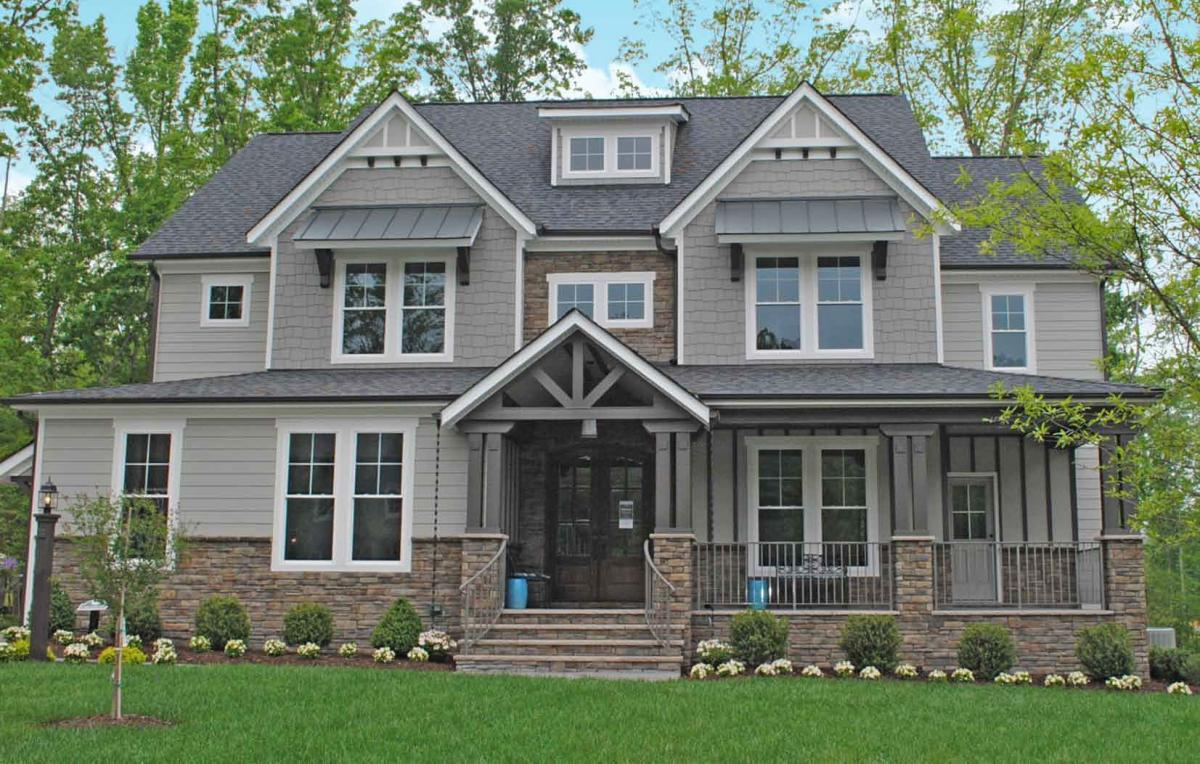 Va home builders custom home builders va summer lake for Summer homes builder